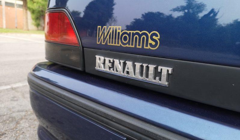Renault Clio Williams prima serie 1993 completo