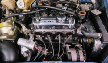 Innocenti Mini Cooper 1300 Export completo