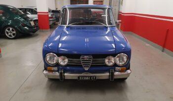 Alfa Romeo Giulia Super 1300 Azzurro Lemans completo