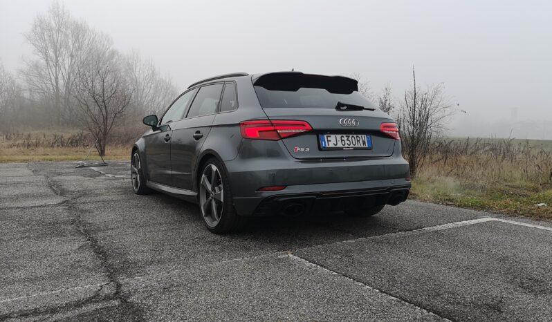 Audi RS3 400CV completo
