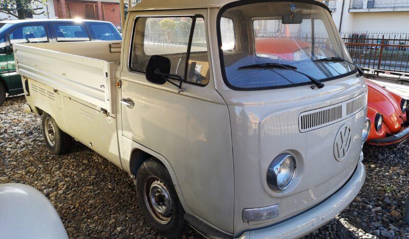 VW T2 Pickup completo