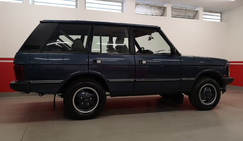 Range Rover Classic V8 completo