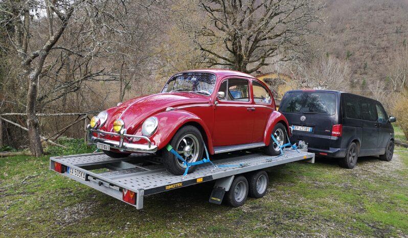 VW Maggiolino 6V 1965 completo