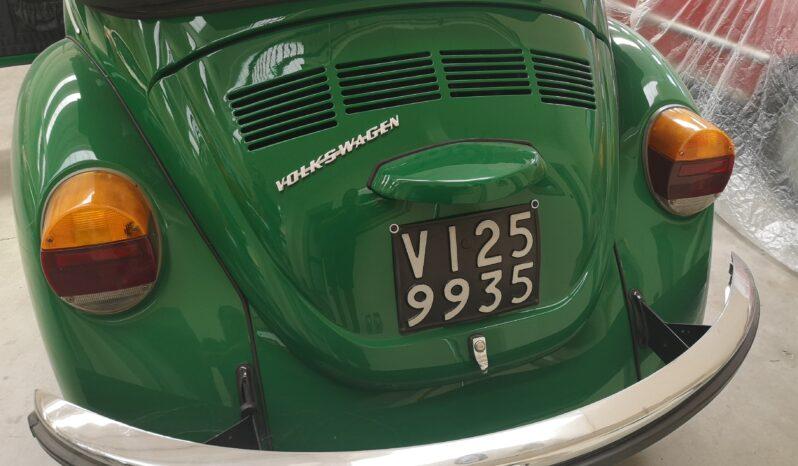 VW Maggiolone Cabrio 1303 completo