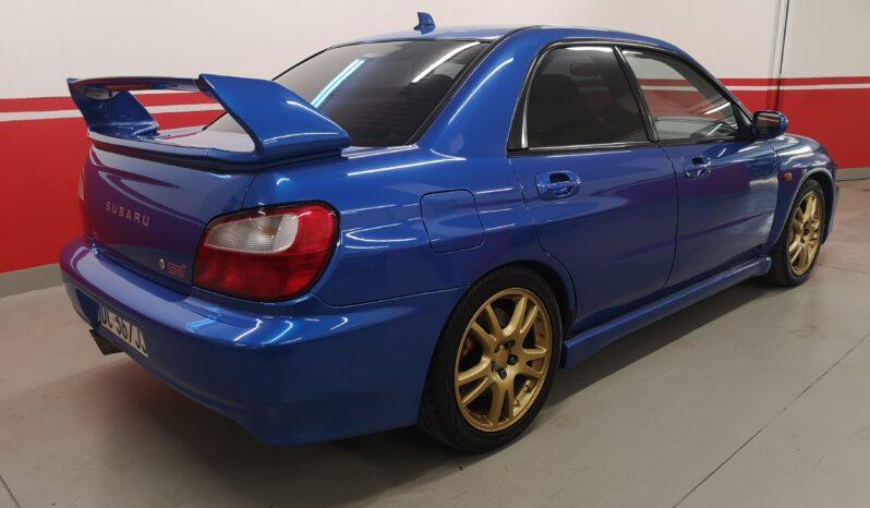 Subaru Impreza STI 2002 completo