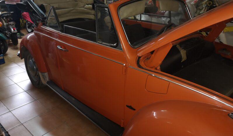 VW Maggiolone Cabrio 1302 completo